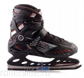 Fila Primo Ice Blk/Red