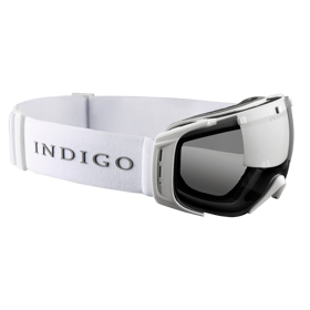 Маска горнолыжная Indigo Free Polarized Photochromatic white