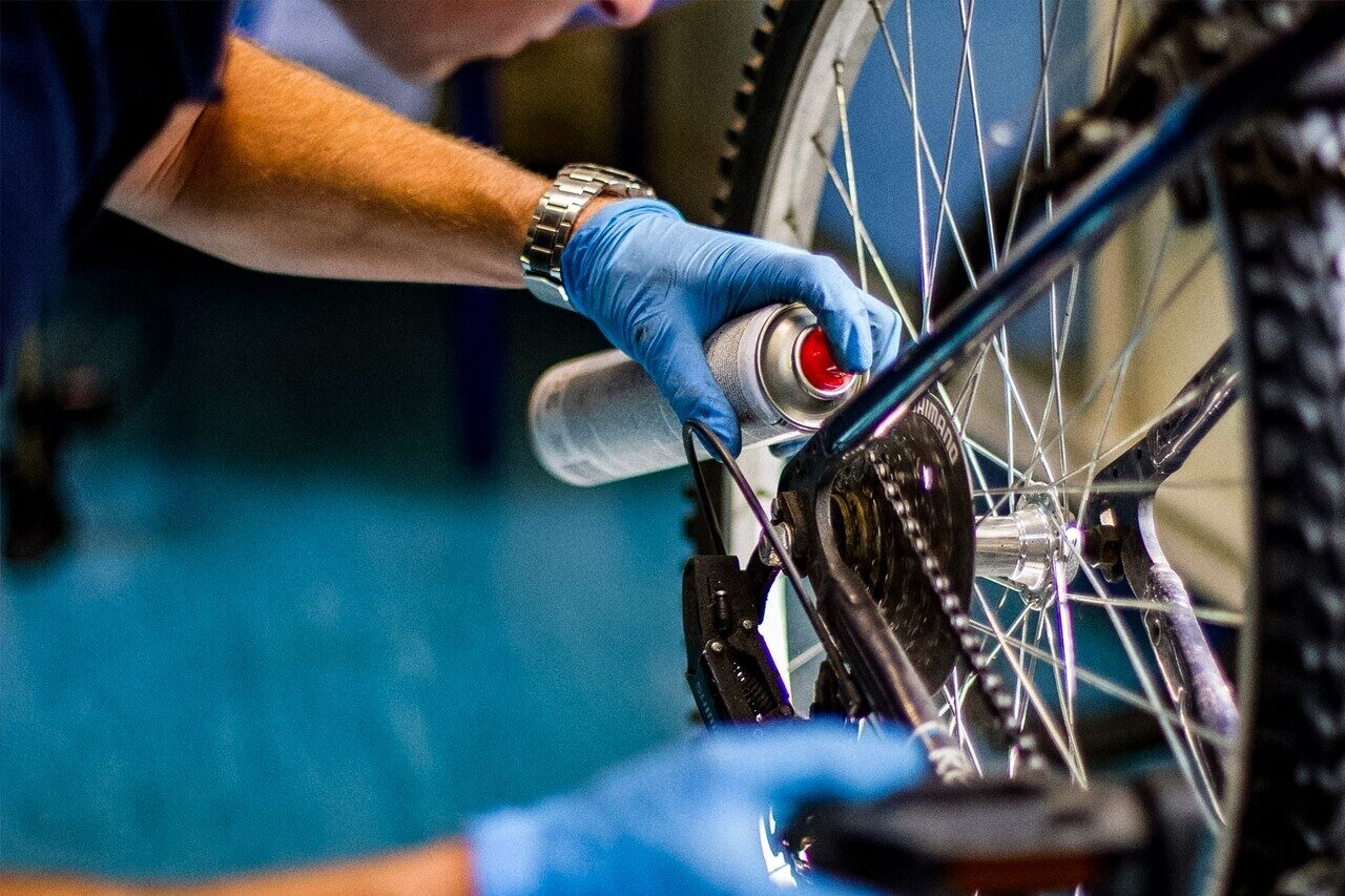 Сервисное обслуживание и ремонт велосипедов