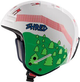 Горнолыжный шлем Shred Basher Ultimate Mr GS (FIS RH)